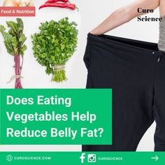 Belly fat reduction and diet Low Calorie Vegetables, Eating Vegetables, Reduce Belly Fat, Burn Belly Fat, Rich In Protein, Vegetable Seasoning, Boost Metabolism, Healthy Weight Loss, Healthy Life