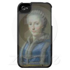 Would you believe... Countess Maria Josepha von Harrach iPhone 4 Case from Zazzle.com