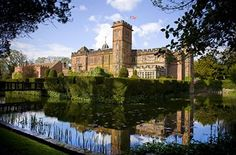 New Hall Hotel Spa in Sutton-Coldfield, West Midlands, United Kingdom