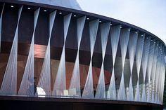 fabric facade architecture - Google Search