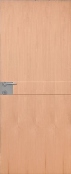 porte int rieure contemporaine h tre vernis naturel satine portes int rieures contemporaines. Black Bedroom Furniture Sets. Home Design Ideas