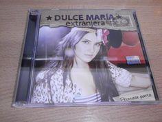 Dulce Maria Extranjera Parte 1 Cd Nuevo - $ 165,00 en MercadoLibre