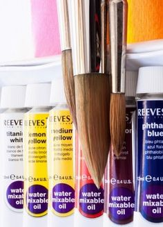 Water Soluble Oil Paints - Facts, Tips & Why I Use Them