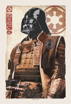 """The Lord""    http://www.etsy.com/listing/90289525/limited-edition-darth-vader-the-lord"