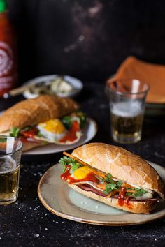 If you are unfamiliar with Vietnamese Banh mi sandwiches it is really worth becoming fully acquainted with them. They are ridiculously tasty. If you are familiar with them, then you know exactly wh…