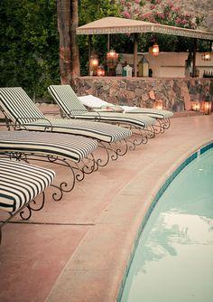 Korakia Resort Palm Springs | photo by Gary Ashley of The Wedding Artist Collective | 100 Layer Cake