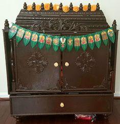 ChroniclesOfAnEternalMind: Homemade Pooja Mandir