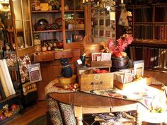 Interior of the Country Loft by stelladanza's confections, via Flickr