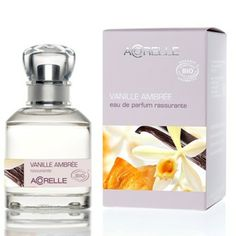 Apa de parfum BIO Acorelle Vanille Ambree - http://produse.cataloglifecare.com/apa-de-parfum-bio-acorelle-vanille-ambree/