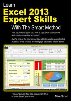 +PRIORITY+ Learn Excel 2013 Expert Skills with The Smart Method: Cou... https://www.amazon.com/dp/1909253073/ref=cm_sw_r_pi_dp_x_7a30ybKE249QV