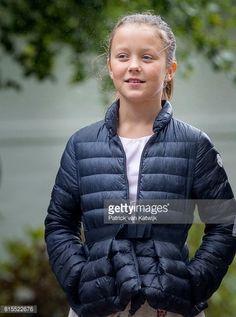 Princesse Isabella, 15 juillet 2017, Parade équestre devant le château de Graasten, Graasten (Danemark)