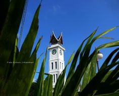 "jam gadang ""photo by erison j kambari"" #west sumatera #bukittinggi #indonesia"