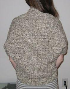 DIY Crochet: Open Shrug Pt 2