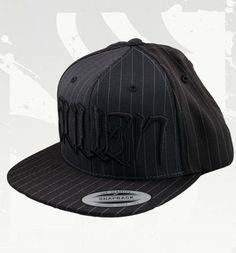 Sullen Men/'s Greaser Trucker Snapback Hat Black Green Baseball Cap Headwear
