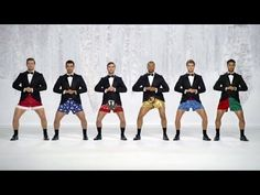 ▶ kmart joe boxer commercial Christmas Jingle Bells Show Your Joe - YouTube