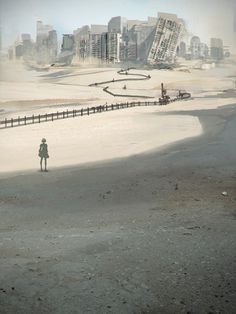 NieR: Automata - City