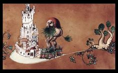 Terry Gilliam's Deleted Animations from Monty Python & The Holy Grail: