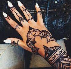 Hand henna                                                                                                                                                                                 More