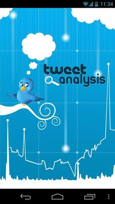 #TweetAnalysis for Twitter - Awesome #androidapp by Lets Nurture http://chime.in/user/johnwilliamsonn7/chime/298086530855714816