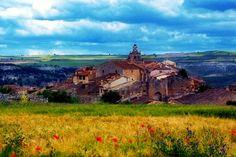 Vista de Maderuelo en #Segovia