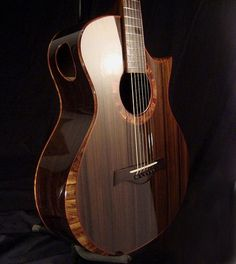 Build Thread: Stehr African Blackwood/Sinker Auditorium - Page 3 - The Acoustic Guitar Forum Guitar Art, Music Guitar, Cool Guitar, Playing Guitar, Dj Music, Learning Guitar, Guitar Notes, Music Stuff, Ukulele