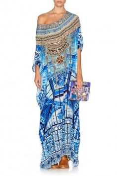 Camilla Franks Power of Prayer kaftan