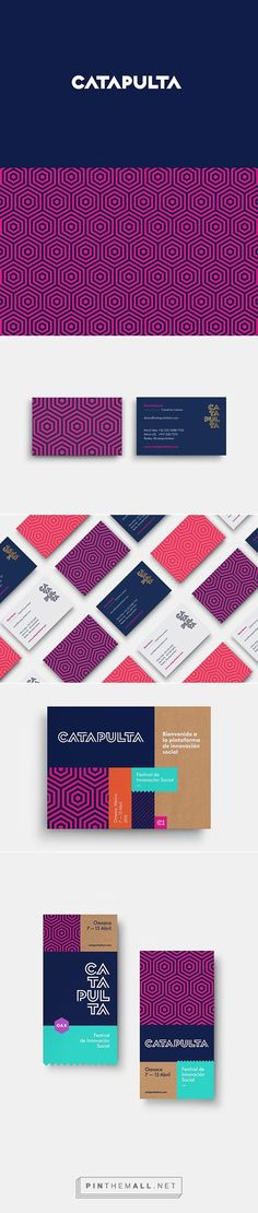 Catapulta Fest Identity by Studio Face.: