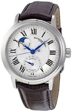Raymond Weil Men's  Maestro Silver Dial Watch