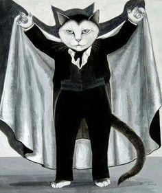 Gato vampiros