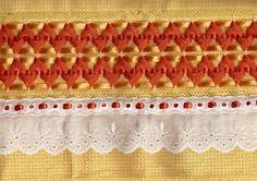 Resultado de imagem para trançado em fita tulipas