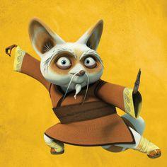 Monkey From Kung Fu Panda | Kung Fu Panda: Shifu's Wise Words