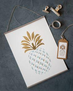Ananas forever - Et pourquoi pas Coline ?