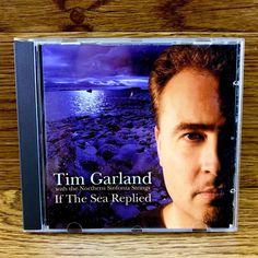 Tim Garland If The Sea Replied With The Northern Sinfonia Strings Cd 14 tracks Cds For Sale, My Ebay, Garland, Sea, Artist, Artists, The Ocean, Ocean, Garlands