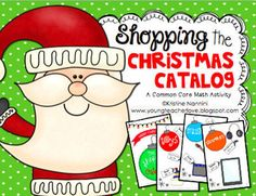The holidays can be a super busy time, and it's important to keep students engaged with high interest activities to cover some of the Common Core Math Standards!In this pack, students will have the opportunity to complete a variety of decimal themed math tasks while shopping in a real Christmas themed catalog!