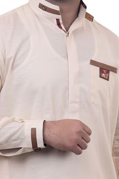 Cotton Kurta Shalwar In this product includes: Kurta Shalwar Kurta Pajama Men, Kurta Men, Mens Fashion Suits, Mens Suits, Men's Fashion, Mens Shalwar Kameez, Mens Kurta Designs, Designer Clothes For Men, Fashion Details