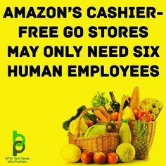 NEWS: Amazons bold checkout-free convenience store concept has only one location today but if the companys expansion plans pan out we could start seeing a radical rethinking of physical retail nationwide. According to the New York Post Amazon plans to mandate that future supermarket-sized versions of its automated Go stores have a max of 10 human employees staffing any given location. On average the company plans to use six people per shift the report states with Amazon relying on robotic…
