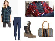 H&M LEGGINGS H&M LONG SHIRT helly hansen boots Roxy Black Folklore Bag ralph lauren sweater