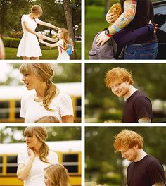 Everything has Changed is one of my favorite videos. Can I just tell you right now!!!