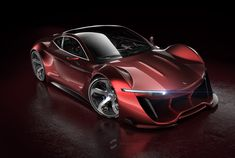 You'll Hyperventilate for this Hypercar | Yanko Design