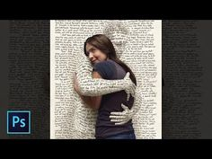 (43) Most Creative Photo Manipulation Technique in Photoshop - YouTube Book Worms, We Heart It, I Love Books, Books To Read, Christian Prayers, Craft Projects, Social Media, Writing, Reading