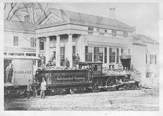 A.Train ,Saratoga