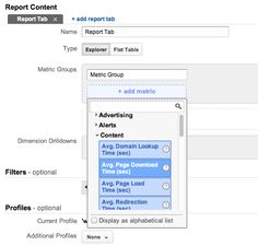 Maximizing Google Analytics Insight for SEO with Custom Reports  Good stuff for the blogger, web developer, SEO professional, or digital marketing consultant.