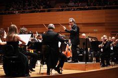 Orquesta Sinfonica de Castilla y Leon y Josep Pons