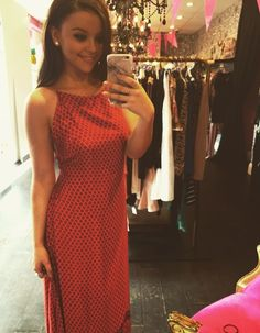 On sale now! Grab your mink pink maxi dress now. #ladyinred #havetolove #sale #minkpink http://havetolove.com