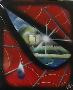 spray paint artists | spray paint art all done with spray paint only through the eyes of ...