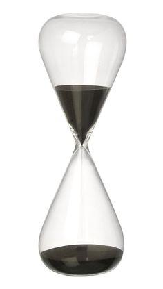 Parlane Large Elegant Glass Sand Timer - 60 Minutes in Home, Furniture & DIY, Cookware, Dining & Bar, Food Preparation & Tools | eBay