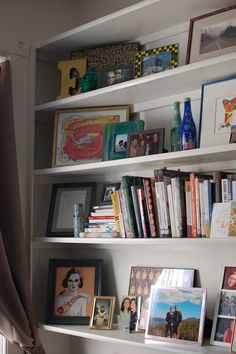 My Built In Bookshelves. Bookshelf OrganizationDecorating ... Gallery