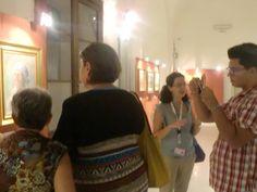 """Visita alla mostra """"Luigi Schingo. Il colore e lo splendore"""" #bastaunclick"""