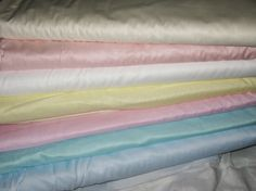 Swiss Nelona,  Cotton in 7 Colors  Farmhous Fabrics $25.95