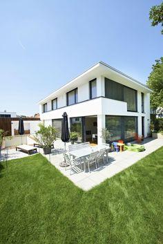Einfamilienwohnhaus, KfW40